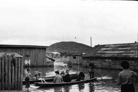 Биробиджан Шестидесятые Наводнение6Фото Ю.Косвинцева