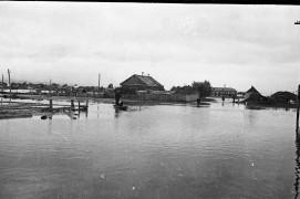 Биробиджан шестидесятые Наводнение Фото Ю.Косвинцева4