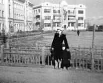 """""""Семейный альбом"""" ( фото разных лет из жизни Биробиджана и семьи Косвинцевых)"""