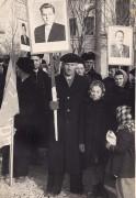 Из фотоархива larisa Shmurak-Койшман. На демонстрации с Хлебозаводом. Примерно 1959