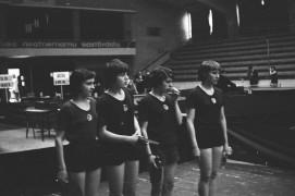 Сборная России (вторая слева Рая Свинкина) команда чемпионов первенства СССР Фото Ю.Косвинцева