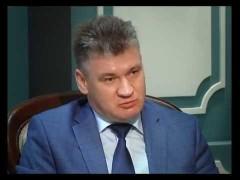 Интервью ( Евгений Коростылёв Мэр г. Биробиджана)