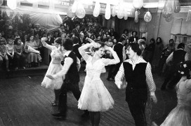 конкурс бальных танцев Хаб.края 80 годы