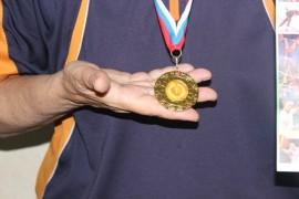 Легенда биробиджанского тенниса Раиса Учанская (3)