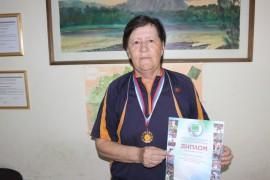 СОБЫТИЕ - Легенда биробиджанского тенниса Раиса Учанская (2)