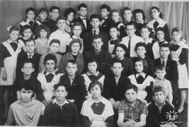 Одноклассники.Выпуск 8кл. 19663г.