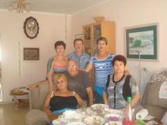 Встреча с одноклассниками в Димоне 20010г.