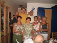 Встреча содноклассниками в Израиле 2009г.