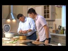 """Food-talk шоу """"ГастрономЪ"""" (Виктор Орел. Канадское блюдо стю из говядины)"""