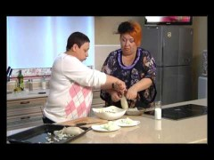 """Food-talk шоу """"ГастрономЪ"""" (Инна Розицкая. Фаршированные кальмары )"""