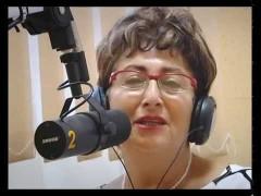 Прямой эфир на Авторадио Биробиджан (Валентина ЛандманГершкович)