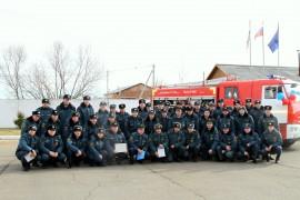 В пожарную часть Биробиджана поступила новая современная техника (7)