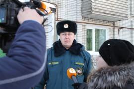Пожарный надзор совместно с представителями газовой службы провели рейд по многоквартирным домам (9)