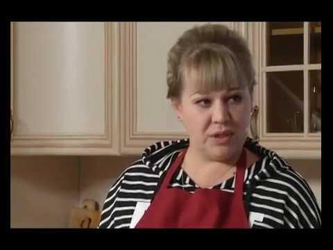 """Food-talk шоу """"ГастрономЪ""""( Елена Князева .Гречневая каша с грибами в тыкве и горячий салат с колбасой )"""