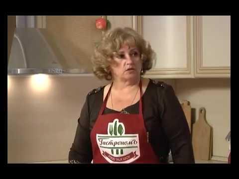 """Food-talk шоу """"ГастрономЪ"""" (Галина Цыганкова .Кутабы и слойки с ветчиной и сыром )"""