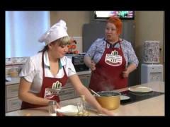 """Food-talk шоу """"ГастрономЪ"""" (Катерина Щербакова .Пицца 4 сезона и блины с творожной начинкой )"""
