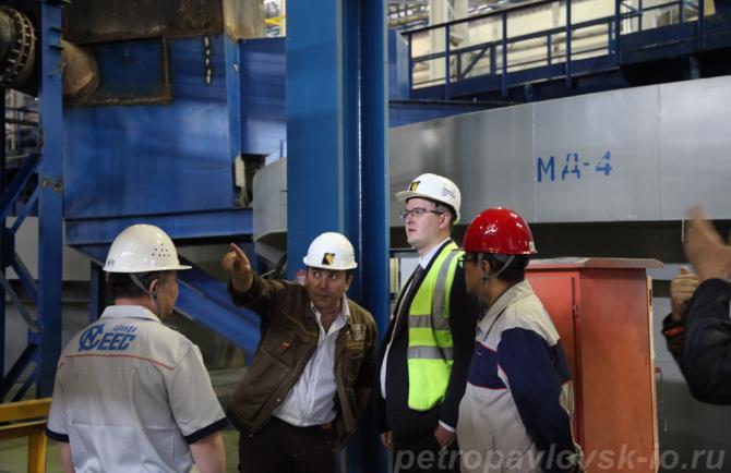 В связи с увеличением производительности КС ГОК ищет специалистов на производство