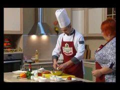"""Food-talk шоу """"ГастрономЪ""""(шеф повар ресторана #Восток Виталий Бабкин)"""