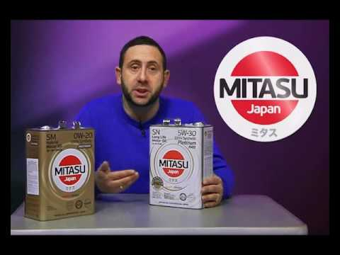 масло «Mitasu»