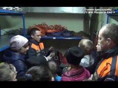 Школьники побывали на экскурсии в поиково-спасательном подразделении МЧС в ЕАО