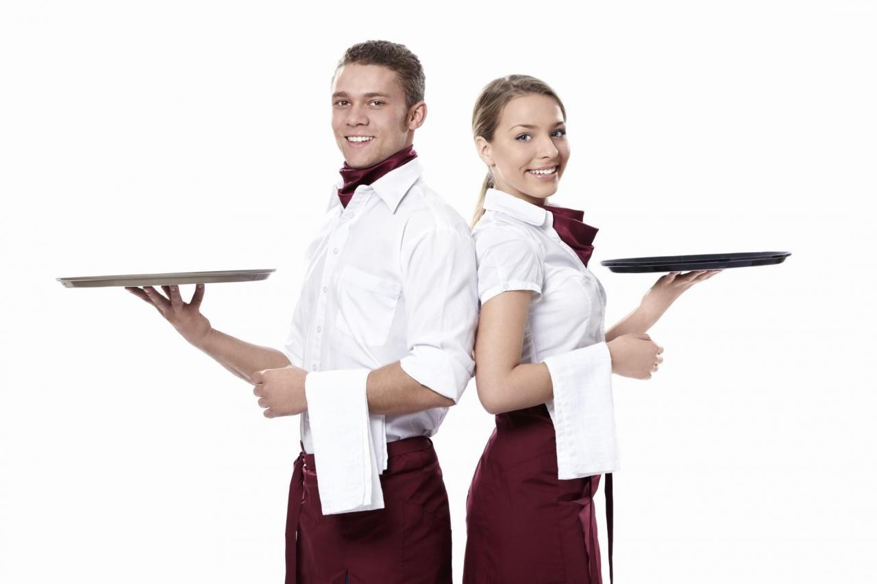 Какая должна быть прическа у официантов