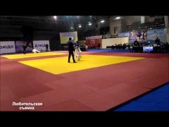 Маргарита Куропятникова представит ЕАО на чемпионате России по дзюдо