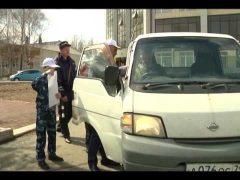 Активисты ОНФ вышли на дорогу вместе с сотрудниками ДПС в Биробиджане