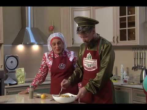 """Атаман Константин Локтев в программе Food talk-шоу """"#ГастрономЪ"""""""