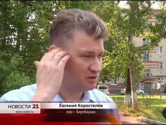 """Оборудовать """"зебру"""" в районе сопки попросили  жители мкр ДСМ мэра Биробиджана"""