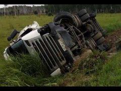 Череда смертельных ДТП на трассе Биробиджан-Хабаровск потрясла жителей ЕАО