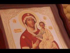 Новую часовню при Биробиджанской колонии освятил владыка Ефрем