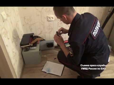 Владельцев оружия проверили полицейские ЕАО