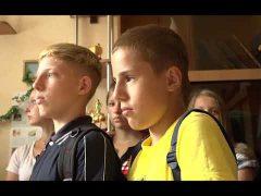 Необычную экскурсию провели для подростков лагеря «Спартанец»