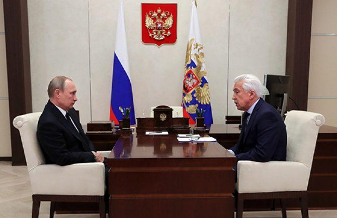 Путин поддержал идею о проверке Генпрокуратурой РФ обращений обманутых дольщиков