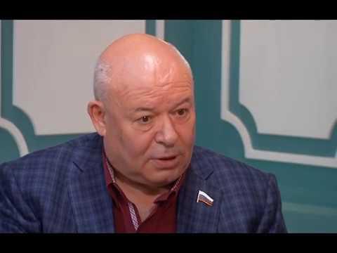Интервью депутатом Государственной Думы Анатолием Тихомировым