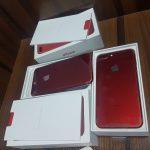 Original Apple iPhone 7Plus 128gb RED