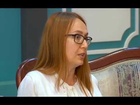 О капитальном ремонте дворов и не только смотрите в интервью с Натальей Баженовой и Татьяной Кайдыш