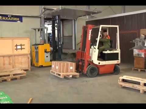 """Сделано в ЕАО: """"Флагман Амур"""" – гарант доставки грузов в любую точку РФ"""