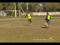 Турнир по футболу среди команд полицейских ЕАО прошел в Биробиджане