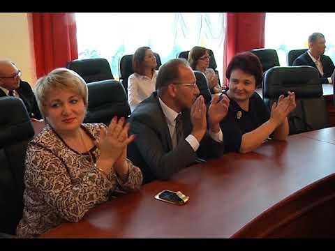 """Участников арт-проекта """"Вечерний Биробиджан"""" чествовали в правительстве ЕАО"""