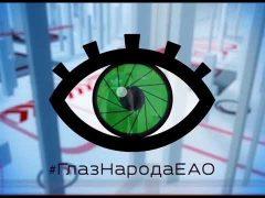 """Новый выпуск проекта """"ГлазНародаЕАО увидели зрители НТК"""