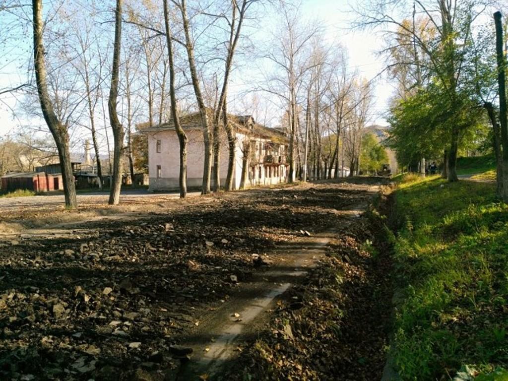 Поселок теплоозерск фото