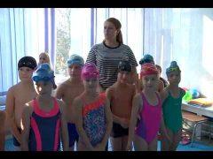 Соревнования на скорость и выносливость среди юных пловцов прошли в Биробиджане