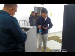 Электрошокер изъяли у туристов из КНР таможенники ЕАО