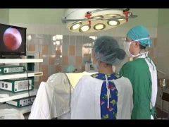 Операцию по мировым стандартам провели в урологии областной больницы