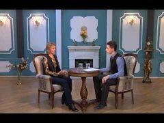 Аэро-йога – лекарство от многих недугов! – Наталья Филимонова в интервью каналу НТК