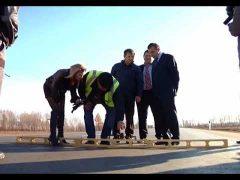 """Сделано в ЕАО: """"Биробиджанводстрой"""" продолжает реконструкцию трассы в ЕАО"""
