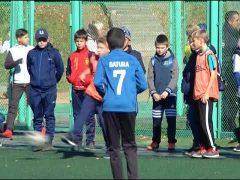 """Турнир """"Мини-футбол – в школу!"""" стартовал в Биробиджане"""