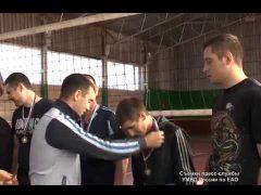 Победу в соревнованиях по волейболу одержала команда УМВД по ЕАО