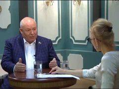Интервью: Региональные проблемы под другим углом.  Анатолий Тихомиров депутат Государственной Думы от ЕАО